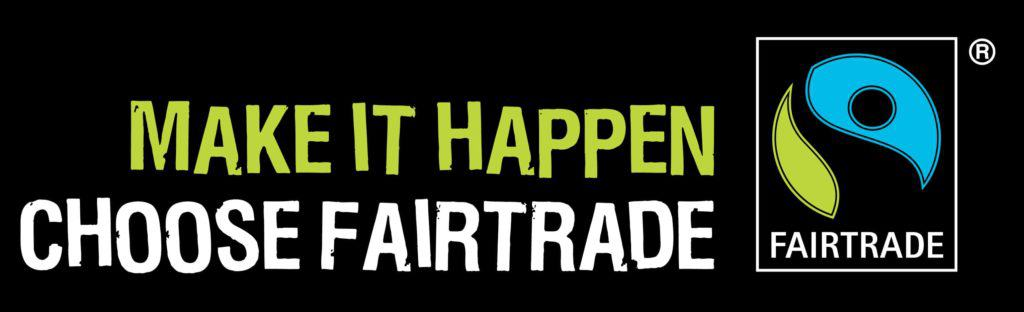 make it happen choose fairtrade logo